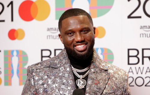 Headie One praises key workers and Marcus Ashford during powerful BRIT Awards performance
