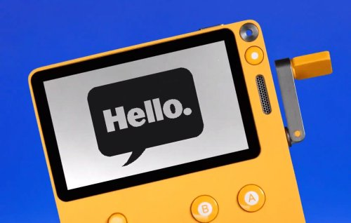 Panic's handheld console Playdate sells 20,000 units in 20 minutes