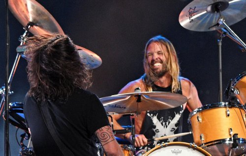 Watch Taylor Hawkins on lead vocals in Foo Fighters' disco cover 'Shadow Dancing'
