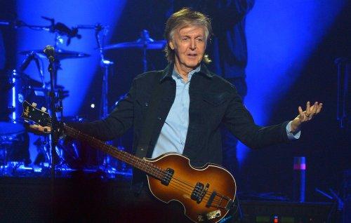 Paul McCartney says practising eye yoga has helped preserve his eyesight