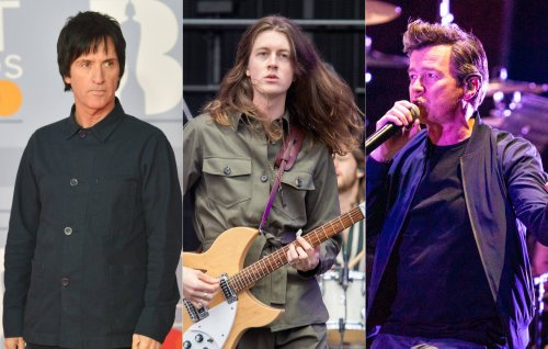 Johnny Marr gives his verdict on Blossoms and Rick Astley's Smiths covers band