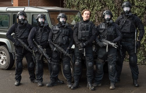 In the new 'This Time', Alan Partridge takes on the SAS