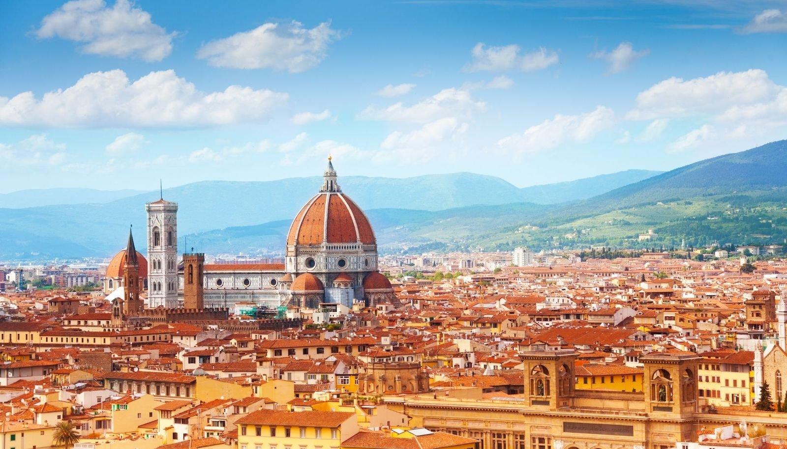 Künstlerische Hotels in Florenz