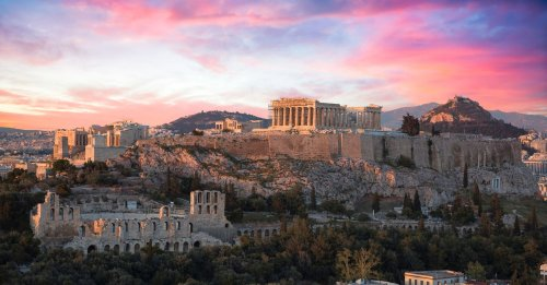The Best Hotels in Athens To Dream Of