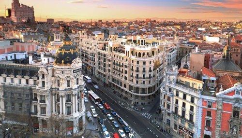 Die besten Design- und Luxushotels in Madrid