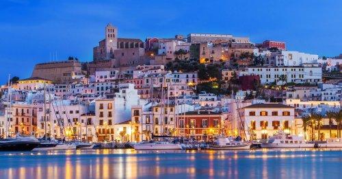 Gorgeous Hotels on sunny Ibiza