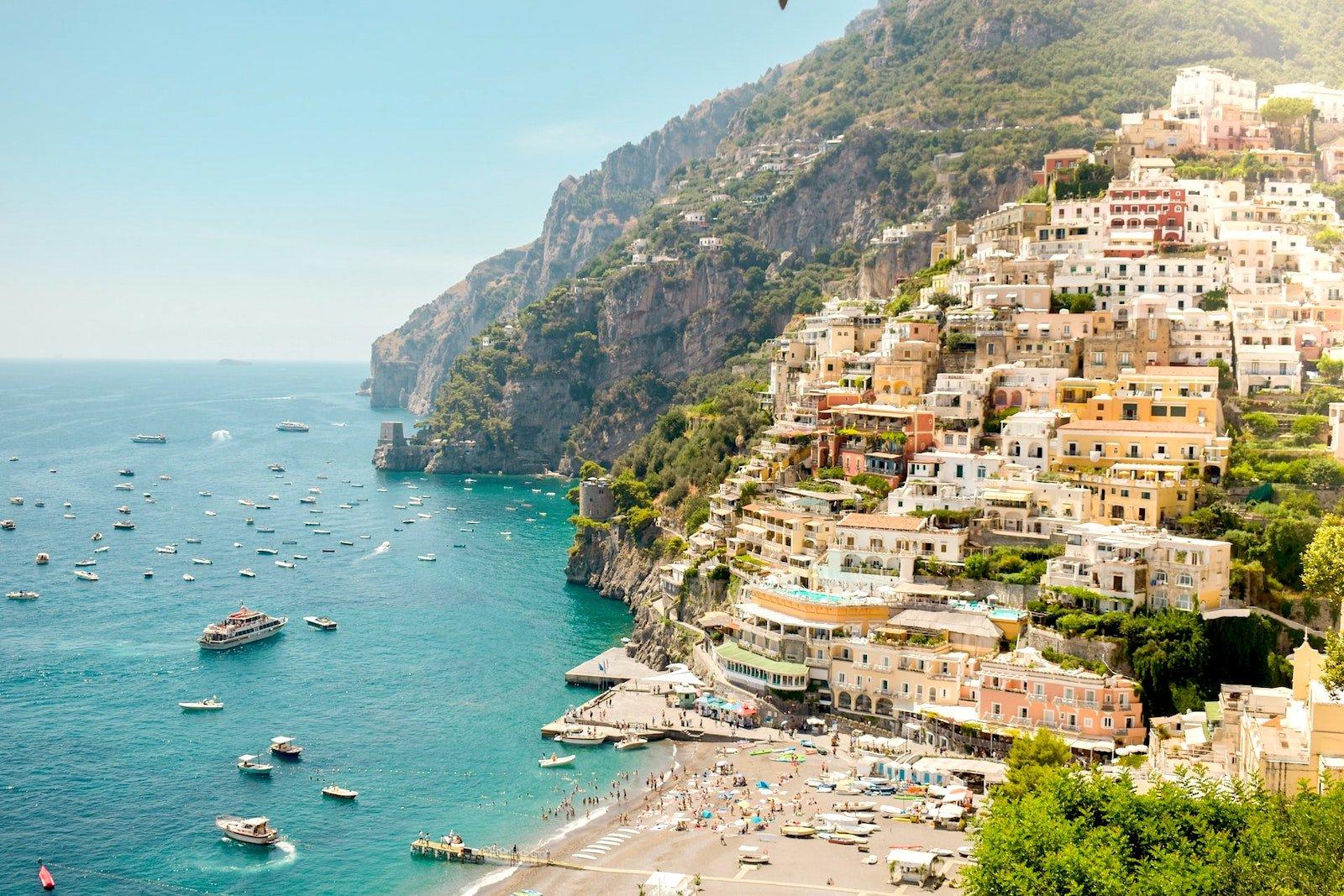 Unsere Top 8 Hotels an der italienischen Amalfiküste