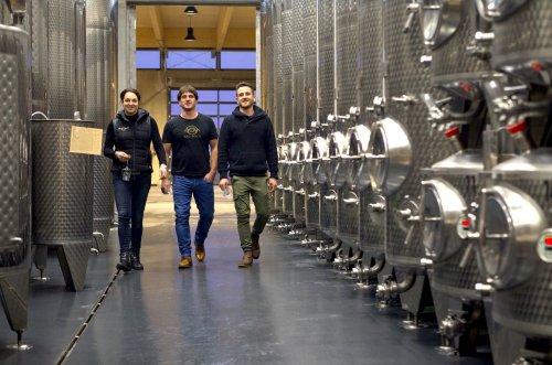 Weingut Rings: Die jungen Wilden - Rings Wein der besonderen Art!