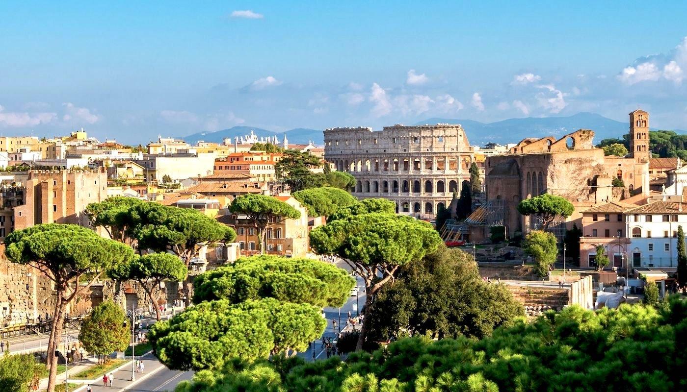 Die besten Hotels, die Rom zu bieten hat