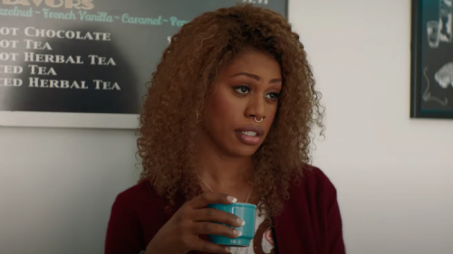 Why Did Universal Use a Man's Voice to Dub Laverne Cox in 'Promising Young Woman'?