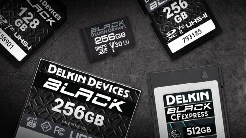 Delkin CFexpress Type A Cards Coming This Fall