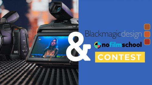 Win a Blackmagic Pocket Cinema 6K Pro In Our 'Story Though Lighting' Contest