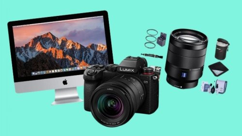 Cameras, Computers, and More in Flash Deals at Adorama