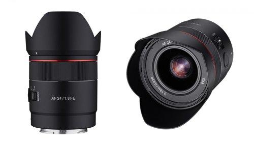 Samyang Releases Fast AF Lens for Sony Shooters