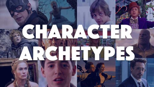 These 12 Character Archetypes Are Key Ingredients in All Great Stories