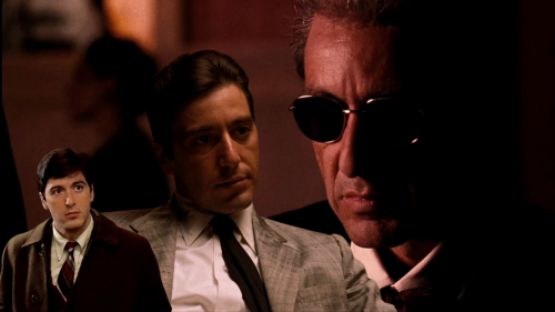 Michael Corleone's Arc in 'The Godfather' Films Proves He's the Best Character of All Time