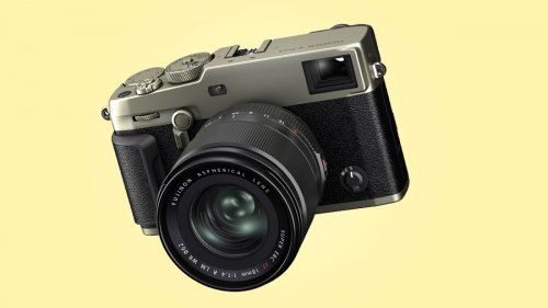 Fujifilm's Newest Lens Will Give You Wide-Angle Close-Ups