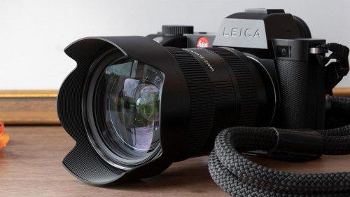 Leica Unveils New Vario-Elmarit-SL Zoom Lens