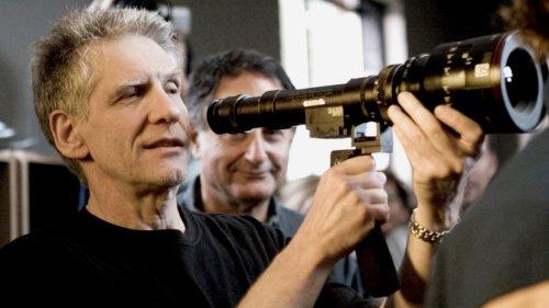 The Logline for the New David Cronenberg Movie Is Bananas