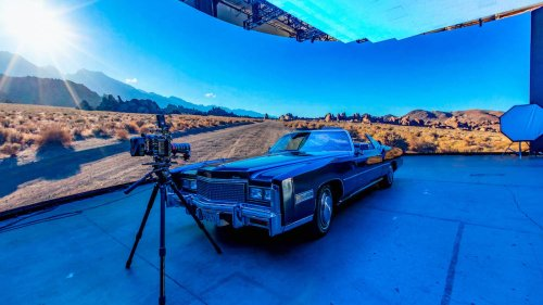 LEDs, Camera, Action—How to Work on Virtual Productions