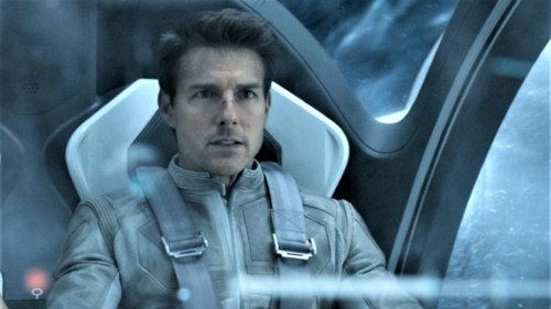 Russian Movie Beats Tom Cruise to Space