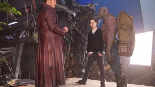 Actors Are Lying About Their Heights and James Gunn Is Not Happy