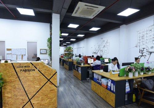 Nội thất Đa Lợi: Thiết kế nội thất văn phòng thi công trực tiếp