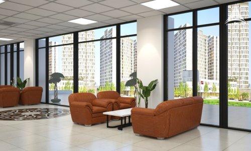 Dự án thiết kế Thiết kế văn phòng Học Viện KTQS - Nội thất Đa Lợi