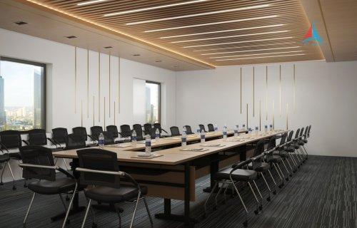 Dự án thiết kế Thiết kế văn phòng công ty SEOV - Nội thất Đa Lợi