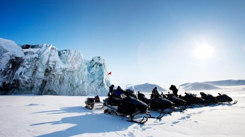 This is why Svalbard is the perfect adventure playground
