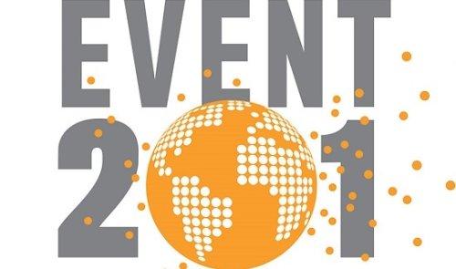 Event 201: Coronavirus Pandemic Simulation 2019 - cover