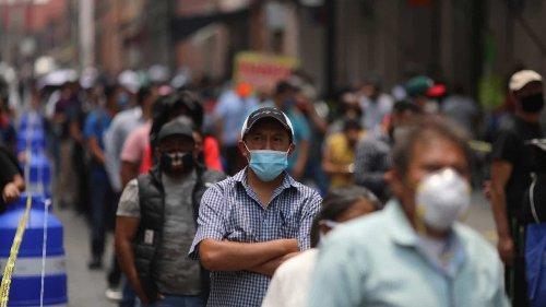 Covid-19: México regista 53 mortos e 1.707 infetados nas últimas 24 horas