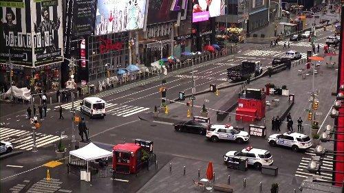 Manhattan, colpi di arma da fuoco a Times Square: caccia all'uomo