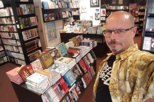 We talk to Stephen Holland: Comics Laureate | Nottingham UNESCO City of Literature