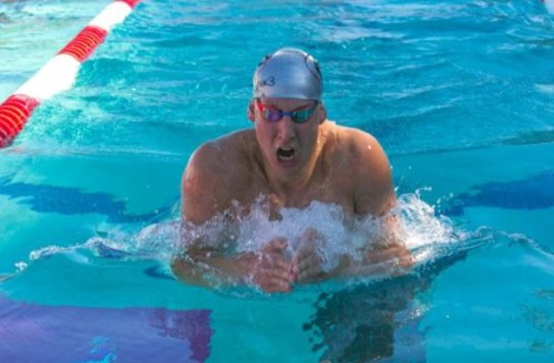 Chase Kalisz, BCPS grad, wins first gold medal for Team USA at Tokyo Olympics