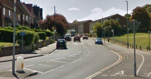Man arrested 'hiding in kitchen cupboard' after alleged hammer attack