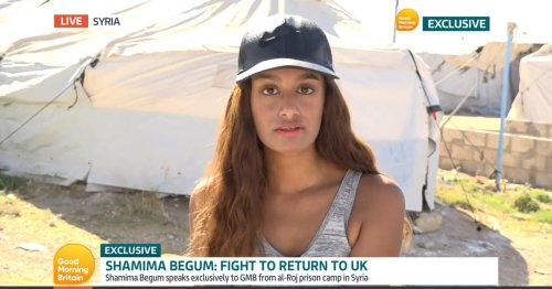 273 complaints to Ofcom over Shamima Begum GMB interview