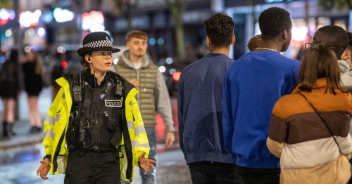'Don't come into city on Monday without a booking,' warn police