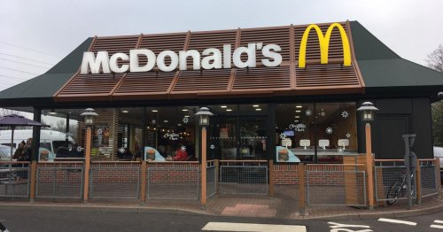 Road outside McDonald's to close for 5 days for manhole work