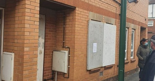 "Tenants evicted after ""persistent"" anti-social behaviour"