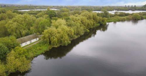 Home in the heart of a nature reserve could be yours for £200k