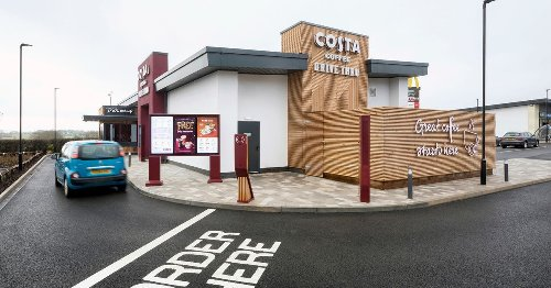 We try new Costa menu item that will have vegetarians applauding