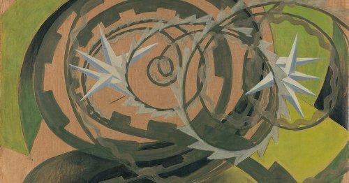 Kröller-Muller koopt drie futuristische werken