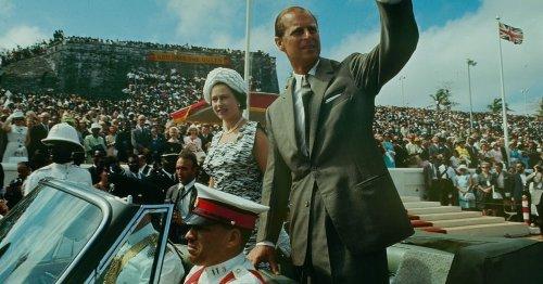 Prins Philip en de Royal Tours