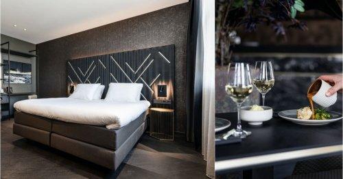 Overnachten in stijl en luxe in Rotterdam