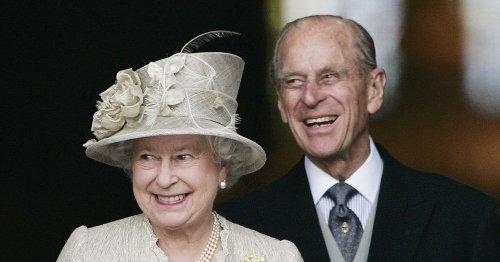 Philip & Elizabeth: de vrolijkste foto's!