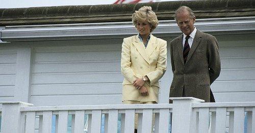 Prins Philip en prinses Diana: een unieke vriendschap