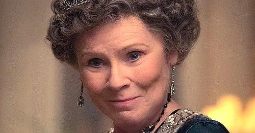 Imelda Staunton: 'De Queen is eng om te spelen!'