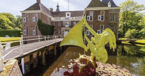 Beroemde beeldentuin Kasteel het Nijenhuis weer open!