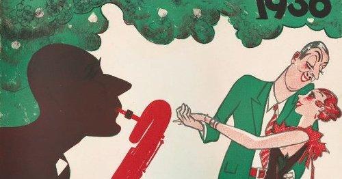 Om vrolijk van te worden: de affiches van Hamdorff
